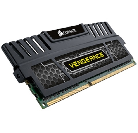 DDR3 Corsair 8Gb bus 1600Mhz C10-Vengeance