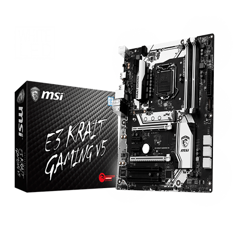 Mainboard MSI E3 Krait Gaming V5