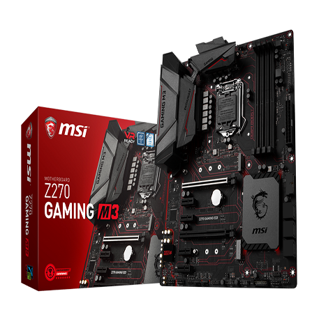 Mainboard MSI Z270 GAMING M3