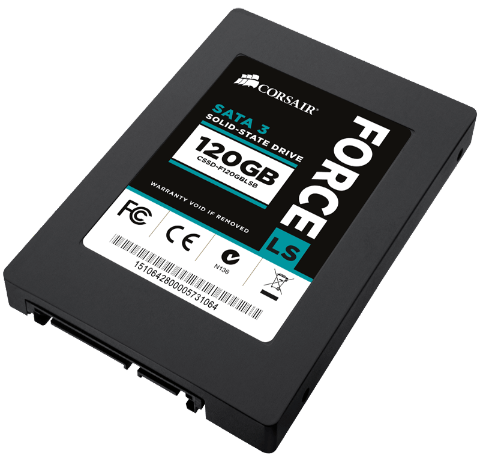 SSD Corsair Force LSB 120GB