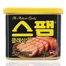 Thịt hộp Spam classic 340g/스팸클래식 340g
