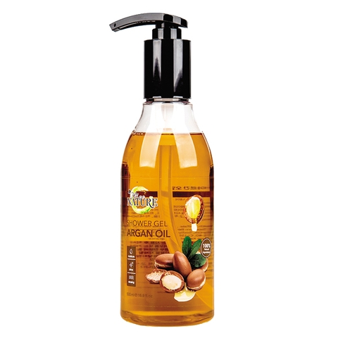 Sữa Tắm MEE NATURE ARGAN OIL 500ml