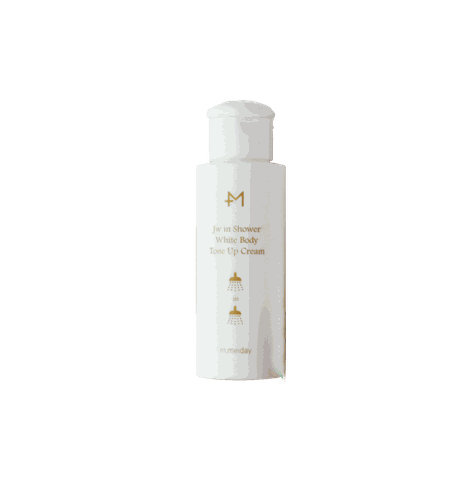 Sữa Tắm Trắng JW In Shower White Tone up Body Cream (Chai Mini)