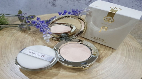 Phấn Whoo trắng ( The History of Whoo Whitening Powder Pact)