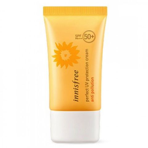 Kem Chống Nắng Innisfree Perfect UV Protection Cream Anti Pollution SPF50+ (50ml)