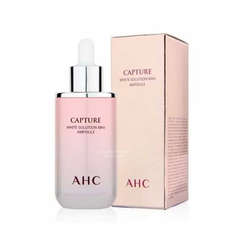 Serum AHC Capture White Solution Max Ampoule 50ml – hồng