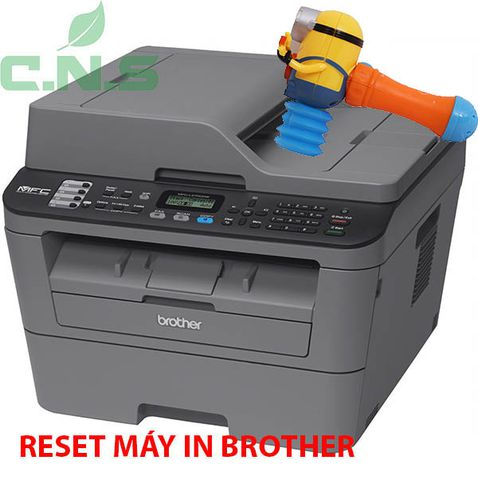 RESET MAY IN BROTHER 2701
