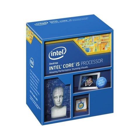 CPU Core I5-4460 (3.2Hz)