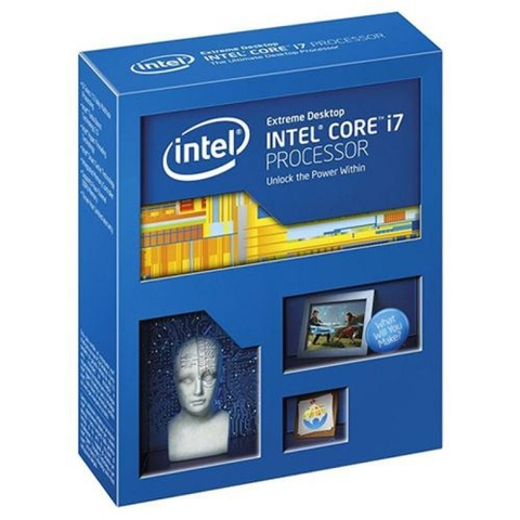 CPU Core I7-5820K (3.3GHz)