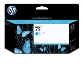 HP 72 130-ml Cyan Ink Cartridge (C9371A)