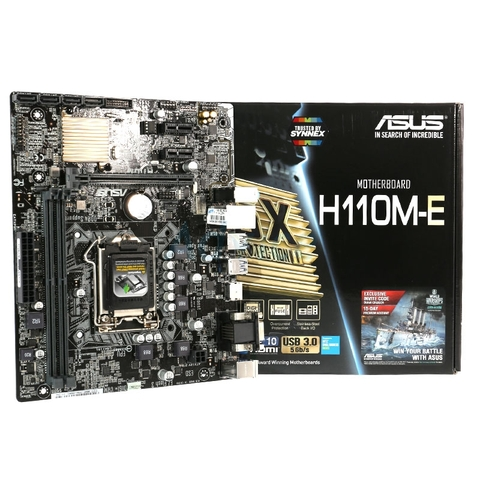 Mainboard Asus H110M-E/M2