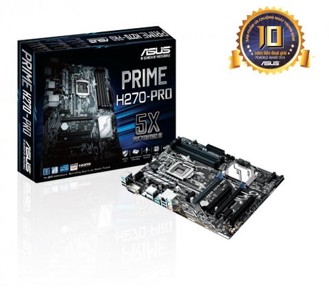 Mainboard Asus Prime H270-Pro