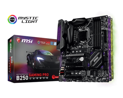 Mainboard Msi B250 Gaming Pro Carbon