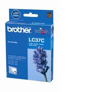 MỰC IN BROTHER LC37 CYAN INK CARTRIDGE