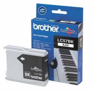 MỰC IN BROTHER LC57BK BLACK INK CARTRIDGE