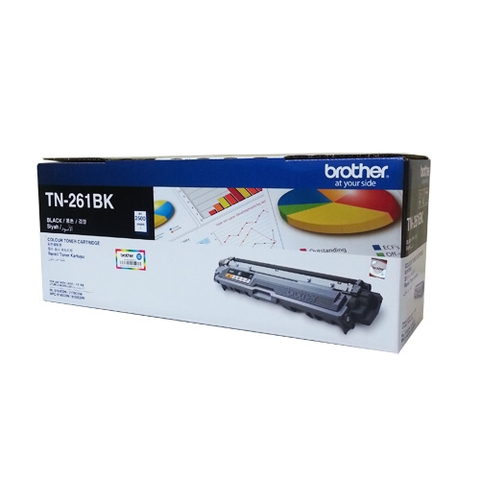 MỰC IN BROTHER TN-261 BLACK TONER CARTRIDGE (TN 261BK)