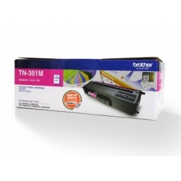 MỰC IN BROTHER TN-351 MAGENTA TONER CARTRIDGE (TN 351M)