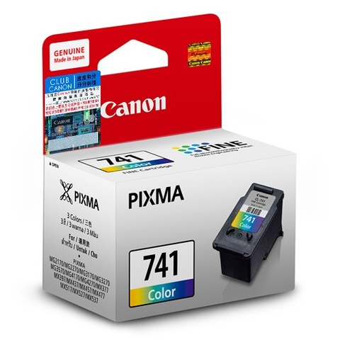 MỰC IN CANON CL-741 BLACK INK CARTRIDGE (CL-741)