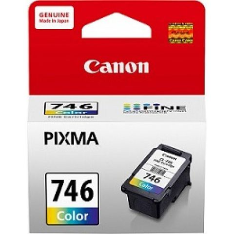 MỰC IN CANON CL-746 COLOR INK CARTRIDGE (CL-746)