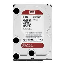 ổ cứng HDD WD 1TB WD10EFRX Sata 3 (Đỏ)