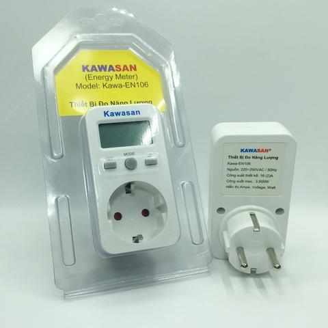Thiết bị đo công suất tiêu thụ của thiết bị điện