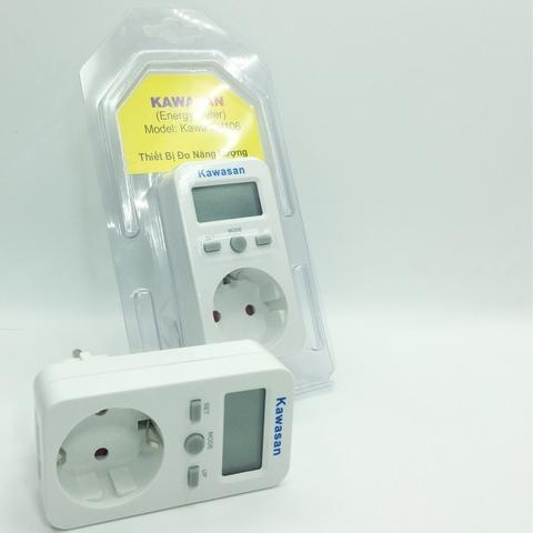 Đồng hồ đa năng đo công suất thiết bị điện