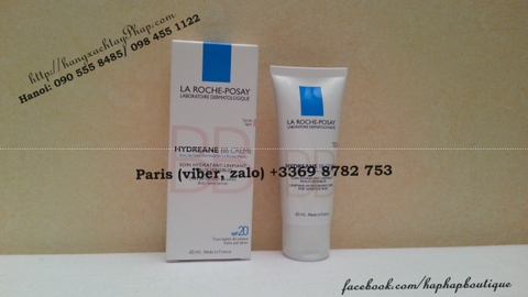 BB cream La roche posay hydreane 40ml