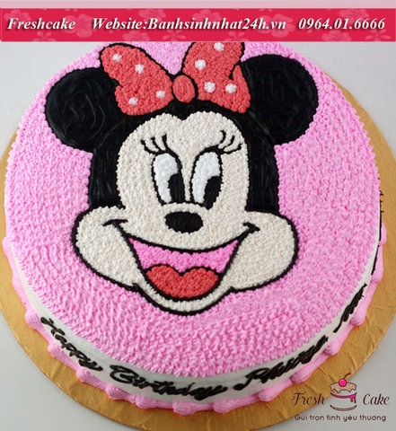 Bánh Mini mouse [MS:0153]