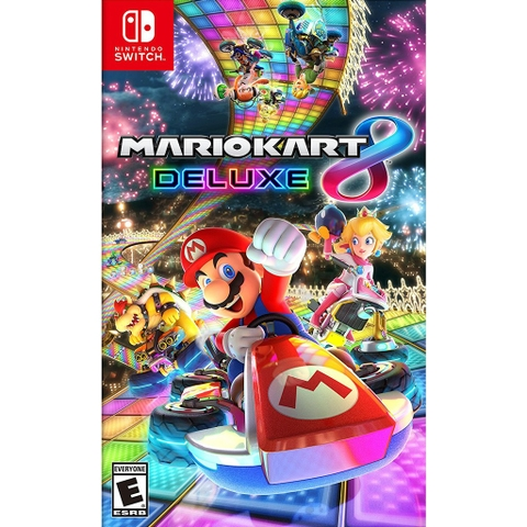 MARIO KART 8 DELUXE Nintendo Switch New