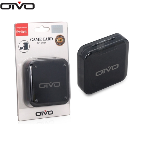 Oivo Game Card Case 24 in 1 Nintendo Switch