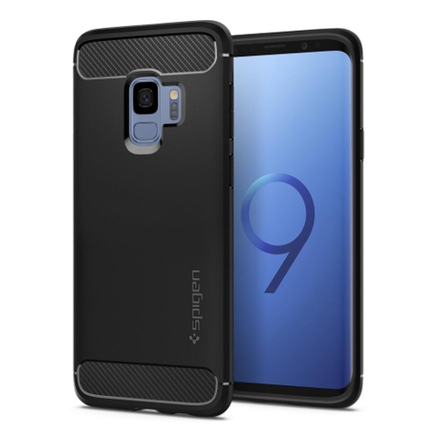 Ốp lưng SPIGEN Galaxy S9 Case Rugged Armor
