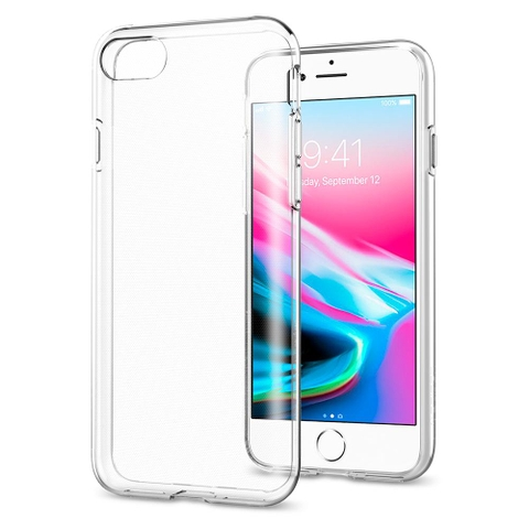 Ốp lưng SPIGEN iPhone 8 Case Liquid Crystal