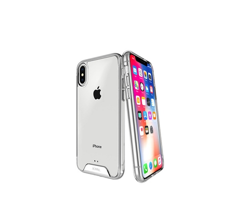 Casense DualPro Clear Case JCPAL iPhone X
