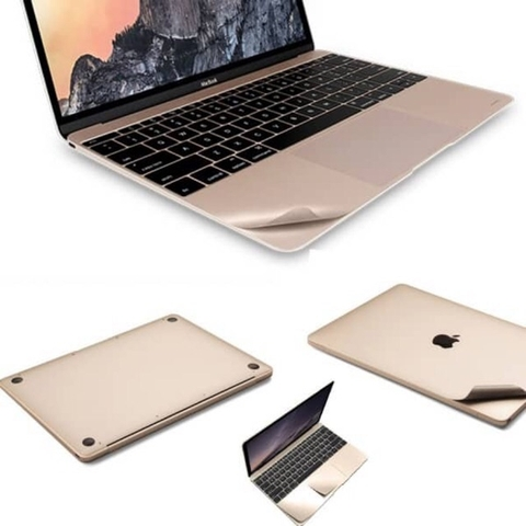 Dán bảo vệ JCPAL Macguard 5 in 1 Macbook Air 13 inch NEW 2018-2020