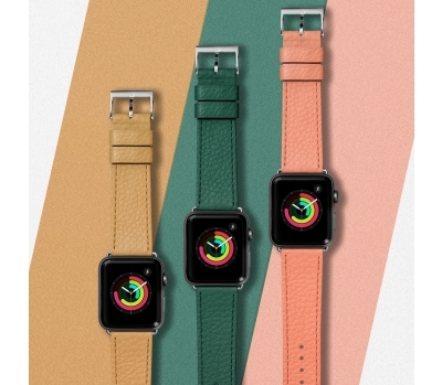 Dây đeo LAUT Milano Watch Strap For Apple Watch 44mm/42mm