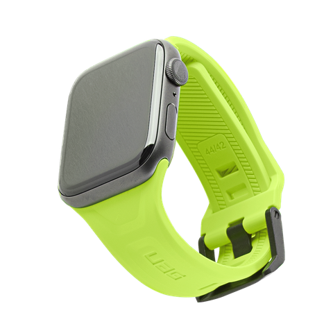 Dây đeo UAG Apple Watch 44mm/42mm Scout Silicone STRAP