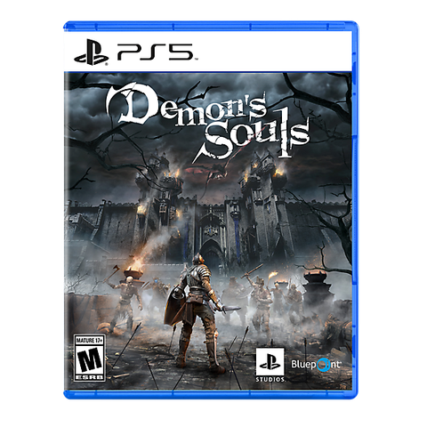 Dĩa game PS5 Demon's Souls