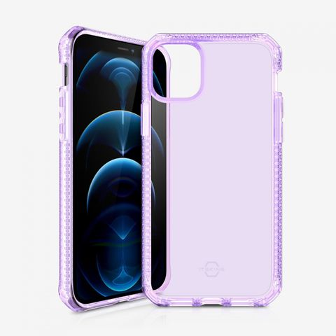 Ốp lưng ITSKINS iPhone 12 & 12 Pro SPECTRUM CLEAR