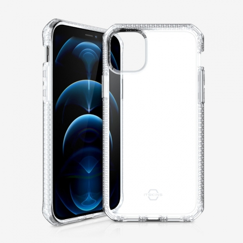 Ốp lưng ITSKINS iPhone 12 Pro Max SPECTRUM CLEAR