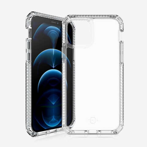 Ốp lưng ITSKINS iPhone 12 Pro Max SUPREME CLEAR