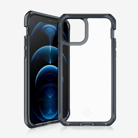 Ốp lưng ITSKINS iPhone 12 & 12 Pro SUPREME CLEAR