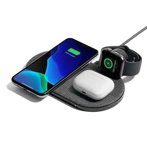 Đế Sạc Không Dây NATIVE UNINON iPhone, Airpods and Apple Watch DROP XL WIRELESS CHARGER