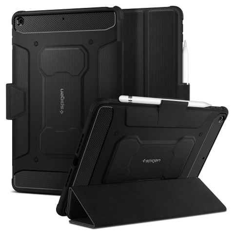 Ốp lưng SPIGEN iPad 10.2 (2019/2020) Case Rugged Armor Pro
