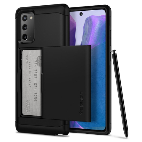 Ốp lưng SPIGEN Samsung Galaxy Note 20 Case Slim Armor CS