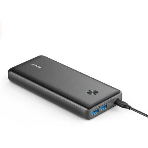 PIN DỰ PHÒNG ANKER POWERCORE III ELITE 25.600MAH POWER DELIVERY 60W - A1290