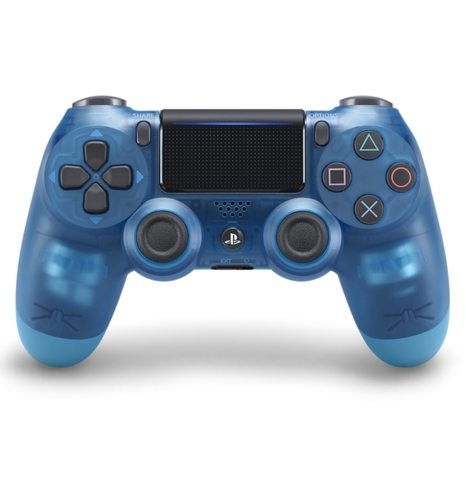 Tay cầm PS4 DualShock 4 Crystal Blue New
