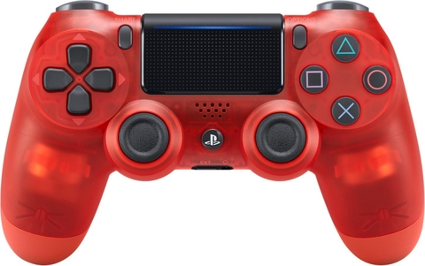 Tay cầm PS4 DualShock 4 Crystal Red New
