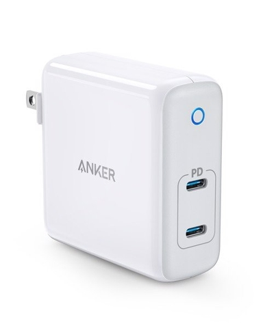 Sạc Anker PowerPort Atom PD 2 [GaN Tech] 60W (2 PD) - A2029