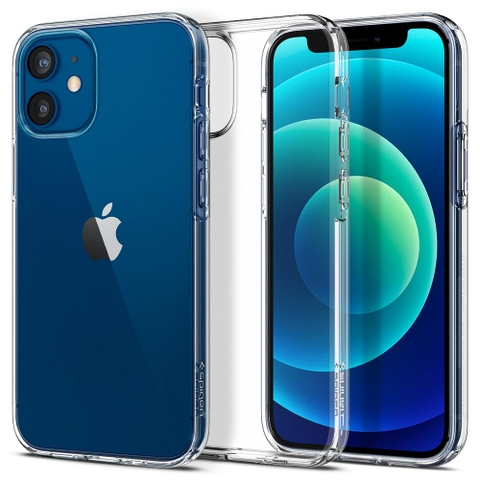 Ốp lưng SPIGEN iPhone 12 Mini Liquid Crystal