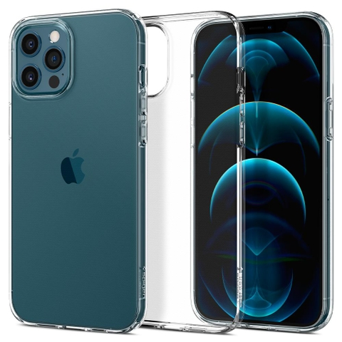 Ốp lưng SPIGEN iPhone 12 Pro Max Crystal Flex